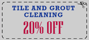 SteamMaster Tile and Grout Specials